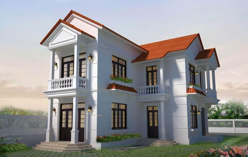 Đầu tư khoảng 300 - 500 triệu cho ngôi nhà này